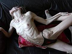 Forced anorexic free porn