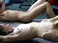 Anorexic picture pussy